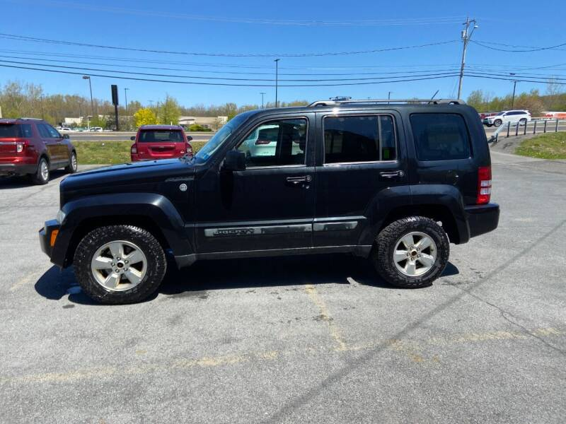 2010 Jeep Liberty for sale at Mark Regan Auto Sales in Oswego NY