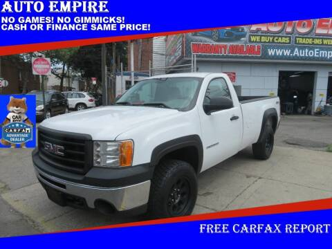 2013 GMC Sierra 1500 for sale at Auto Empire in Brooklyn NY