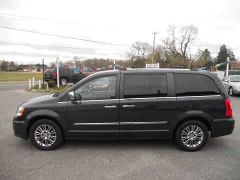 2011 Chrysler Town and Country for sale at All Cars and Trucks in Buena NJ