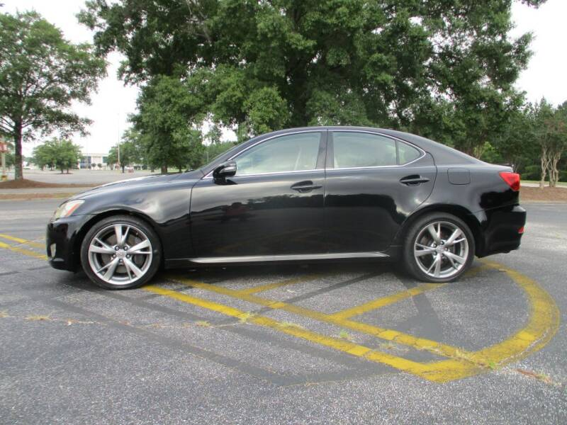 2010 Lexus IS 350 for sale at A & P Automotive in Montgomery AL