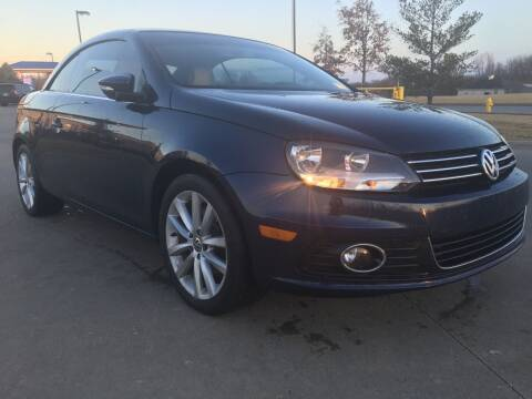 2012 Volkswagen Eos for sale at Nice Cars in Pleasant Hill MO