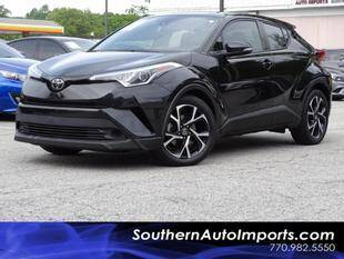 2018 Toyota C-HR for sale at Used Imports Auto - Southern Auto Imports in Stone Mountain GA