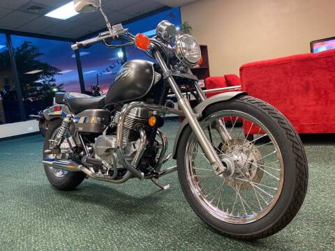 2012 Honda Rebel for sale at ELDER AUTO SALES LLC in Coeur D'Alene ID