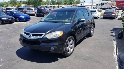 2009 Acura RDX for sale at Nonstop Motors in Indianapolis IN