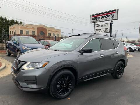 2018 Nissan Rogue for sale at Auto Sports in Hickory NC