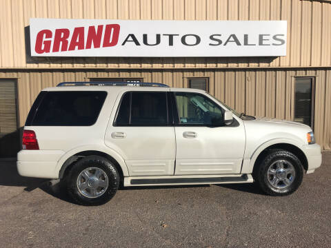2006 Ford Expedition for sale at GRAND AUTO SALES in Grand Island NE