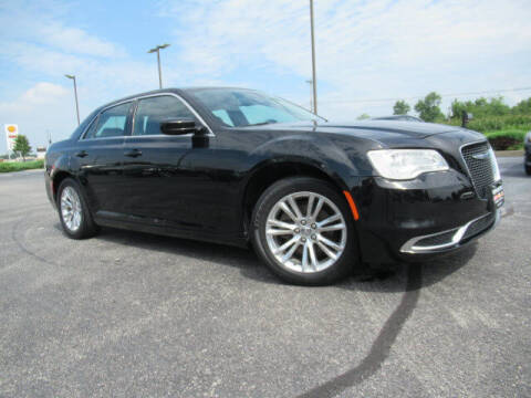 2017 Chrysler 300 for sale at TAPP MOTORS INC in Owensboro KY