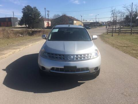 2007 Nissan Murano for sale at Abe's Auto LLC in Lexington KY