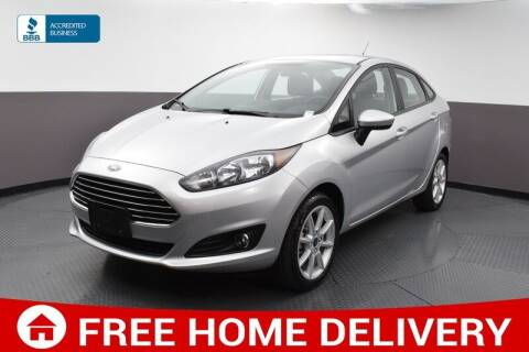 2019 Ford Fiesta for sale at Florida Fine Cars - West Palm Beach in West Palm Beach FL