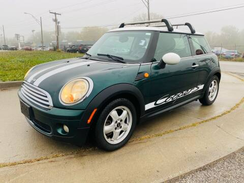 2010 MINI Cooper for sale at Xtreme Auto Mart LLC in Kansas City MO