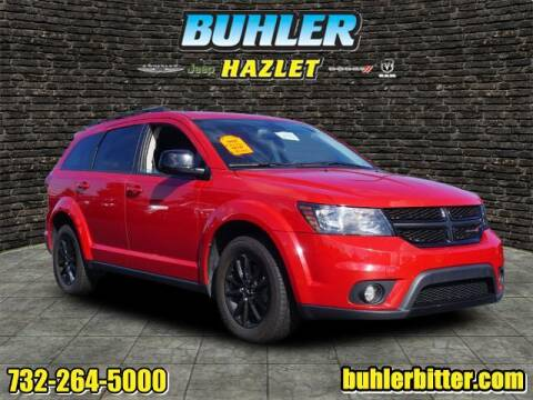 2019 Dodge Journey for sale at Buhler and Bitter Chrysler Jeep in Hazlet NJ