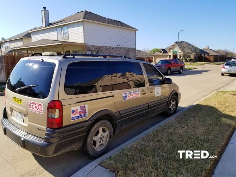 2005 Pontiac Montana for sale in Dallas, TX