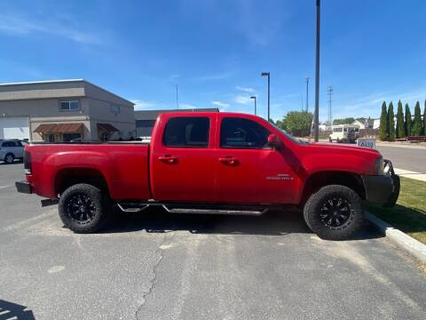 2009 GMC Sierra 2500HD for sale at Auto Image Auto Sales Chubbuck in Chubbuck ID