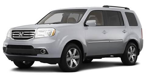 2012 Honda Pilot for sale at TEXAS MOTOR CARS in Houston TX