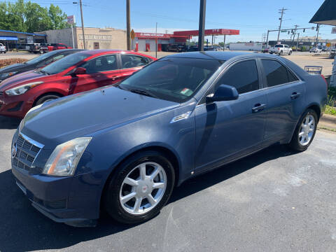 2009 Cadillac CTS for sale at Auto Credit Xpress in Jonesboro AR
