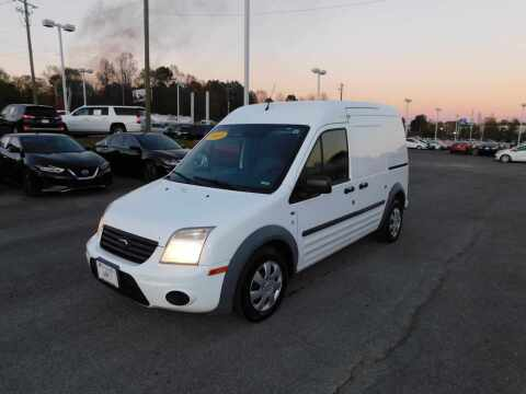 2013 Ford Transit Connect for sale at Paniagua Auto Mall in Dalton GA