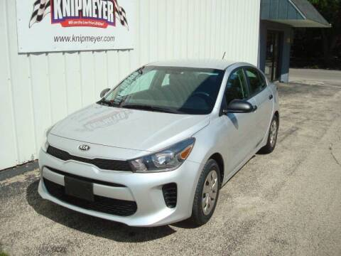 2018 Kia Rio for sale at Team Knipmeyer in Beardstown IL