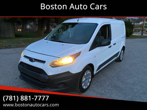 2017 Ford Transit Connect Cargo for sale at Boston Auto Cars in Dedham MA