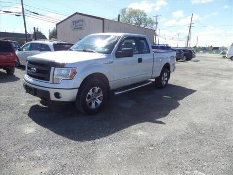 2013 Ford F-150 for sale at Terrys Auto Sales in Somerset PA