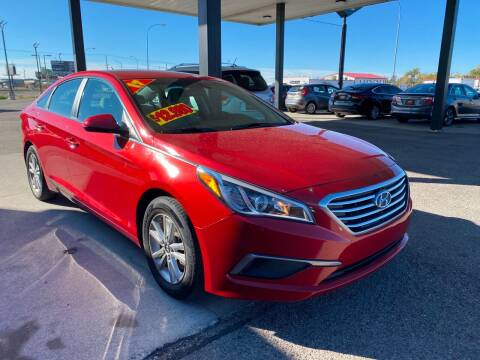 2017 Hyundai Sonata for sale at Top Line Auto Sales in Idaho Falls ID