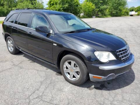 2007 Chrysler Pacifica for sale at 518 Auto Sales in Queensbury NY