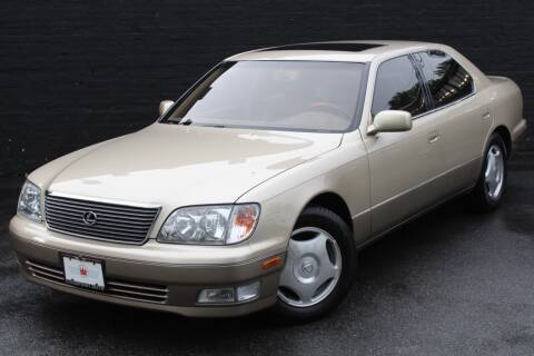 2000 Lexus LS 400 for sale at Kings Point Auto in Great Neck NY