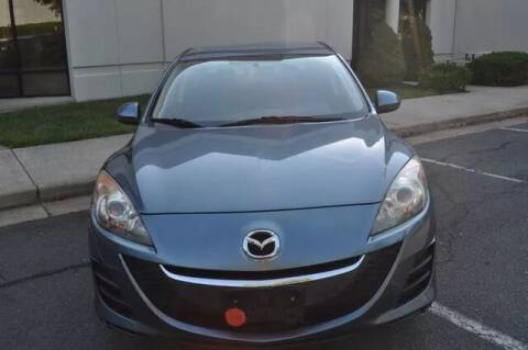 2010 Mazda MAZDA3 for sale at SEIZED LUXURY VEHICLES LLC in Sterling VA