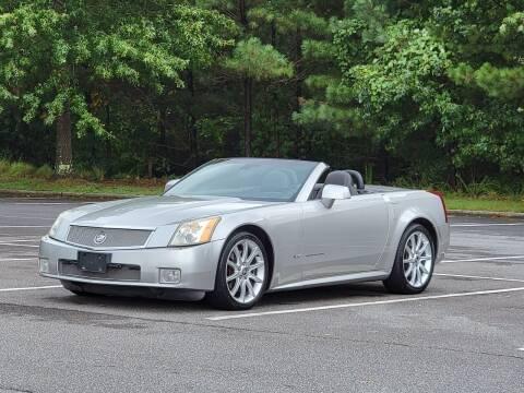 2006 Cadillac XLR-V for sale at United Auto Gallery in Suwanee GA