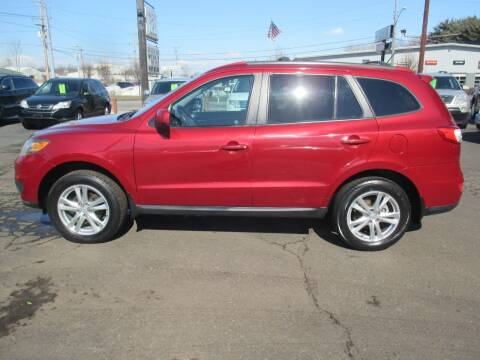 2011 Hyundai Santa Fe for sale at Home Street Auto Sales in Mishawaka IN
