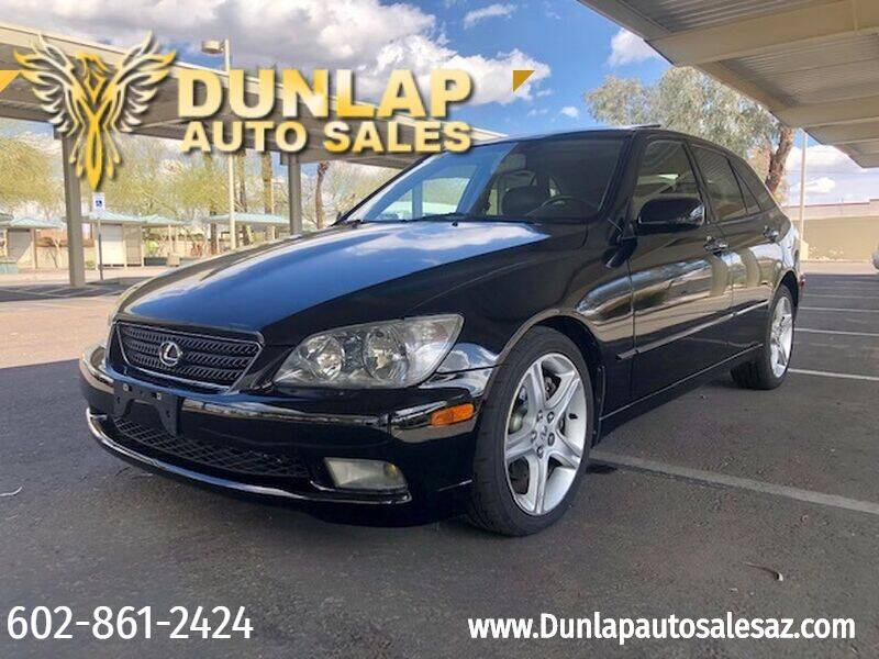 2005 Lexus IS 300 for sale in Phoenix, AZ
