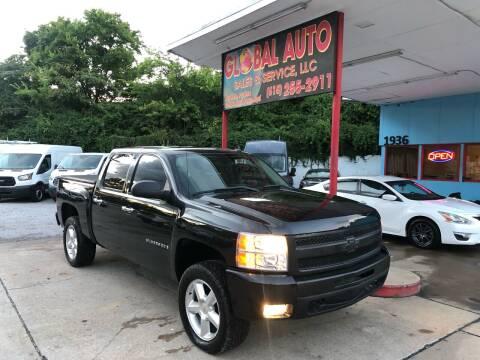2009 Chevrolet Silverado 1500 for sale at Global Auto Sales and Service in Nashville TN