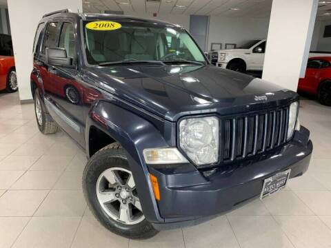 2008 Jeep Liberty for sale at Cj king of car loans/JJ's Best Auto Sales in Troy MI