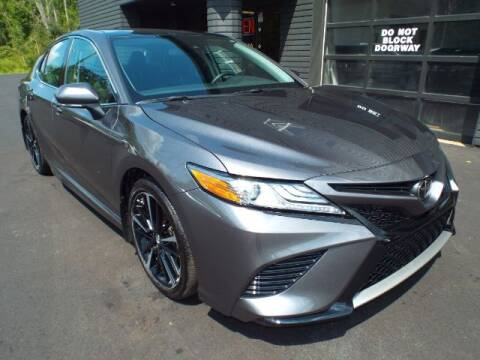 2019 Toyota Camry for sale at Carena Motors in Twinsburg OH