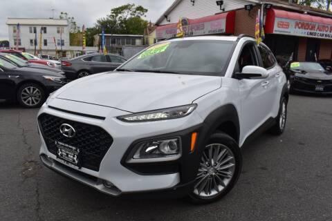 2019 Hyundai Kona for sale at Foreign Auto Imports in Irvington NJ
