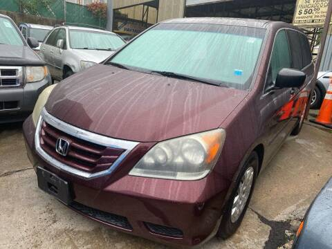 2008 Honda Odyssey for sale at White River Auto Sales in New Rochelle NY