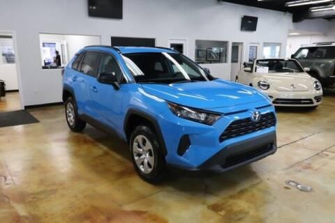 2021 Toyota RAV4 for sale at RPT SALES & LEASING in Orlando FL