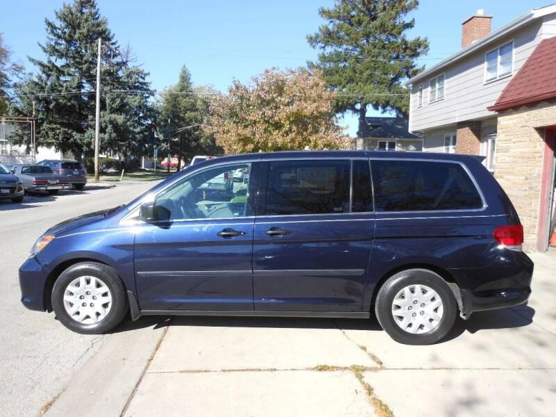 2008 Honda Odyssey for sale at Grand River Auto Sales in River Grove IL