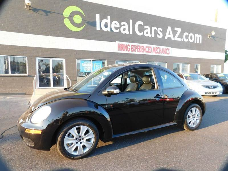 2009 Volkswagen New Beetle for sale at Ideal Cars East Mesa in Mesa AZ
