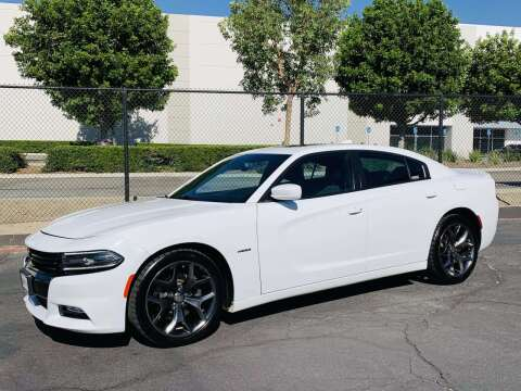 2015 Dodge Charger for sale at CARLIFORNIA AUTO WHOLESALE in San Bernardino CA