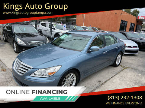 2011 Hyundai Genesis for sale at Kings Auto Group in Tampa FL
