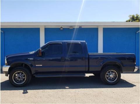 2004 Ford F-250 Super Duty for sale at Khodas Cars in Gilroy CA