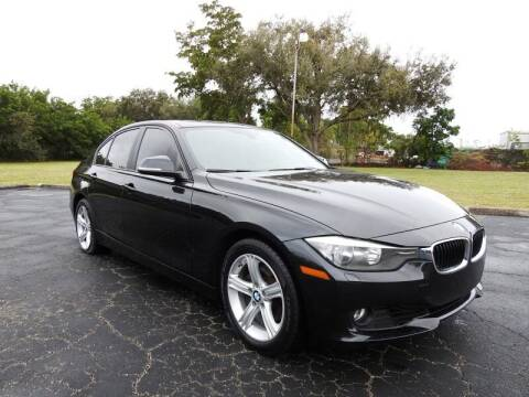 2015 BMW 3 Series for sale at SUPER DEAL MOTORS 441 in Hollywood FL