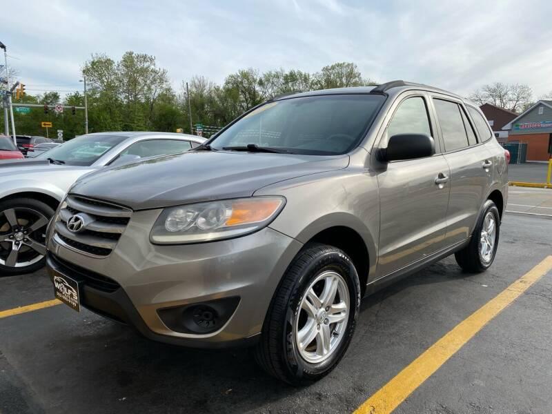 2012 Hyundai Santa Fe for sale at WOLF'S ELITE AUTOS in Wilmington DE