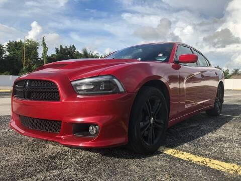 2013 Dodge Charger for sale at Guru Auto Sales in Miramar FL