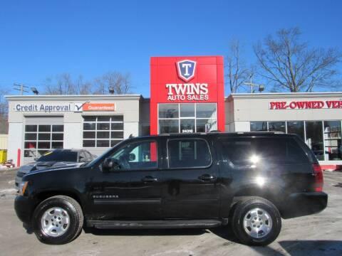 2012 Chevrolet Suburban for sale at Twins Auto Sales Inc Redford 1 in Redford MI