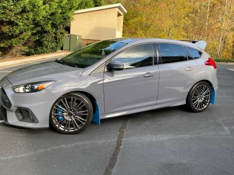 2016 Ford Focus for sale at Paramount Autosport in Kennesaw GA