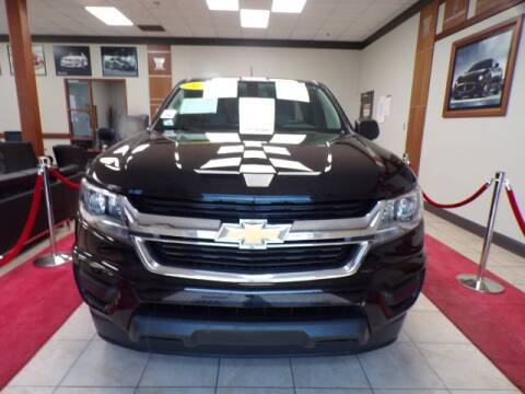 2018 Chevrolet Colorado for sale at Adams Auto Group Inc. in Charlotte NC