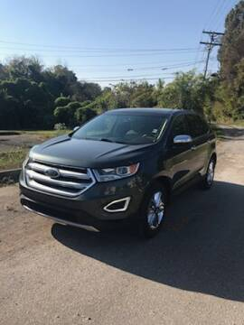 2015 Ford Edge for sale at Dependable Motors in Lenoir City TN