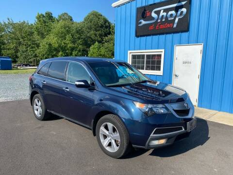 2012 Acura MDX for sale at Shop Certified Cars in Easton MD