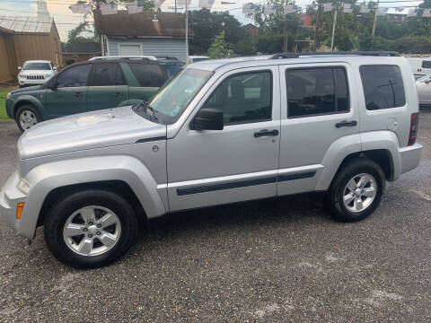 2009 Jeep Liberty for sale at G & L Auto Brokers, Inc. in Metairie LA